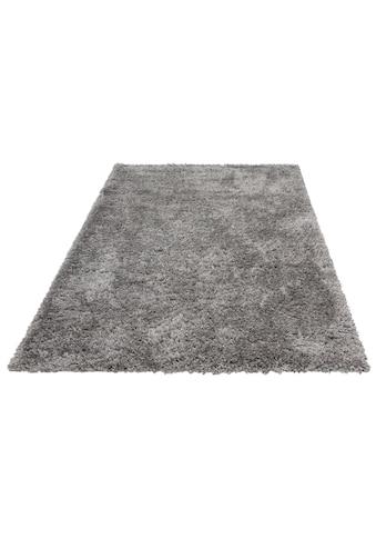 my home Hochflor-Teppich »Boldo«, rechteckig, 50 mm Höhe, besonders weich durch... kaufen