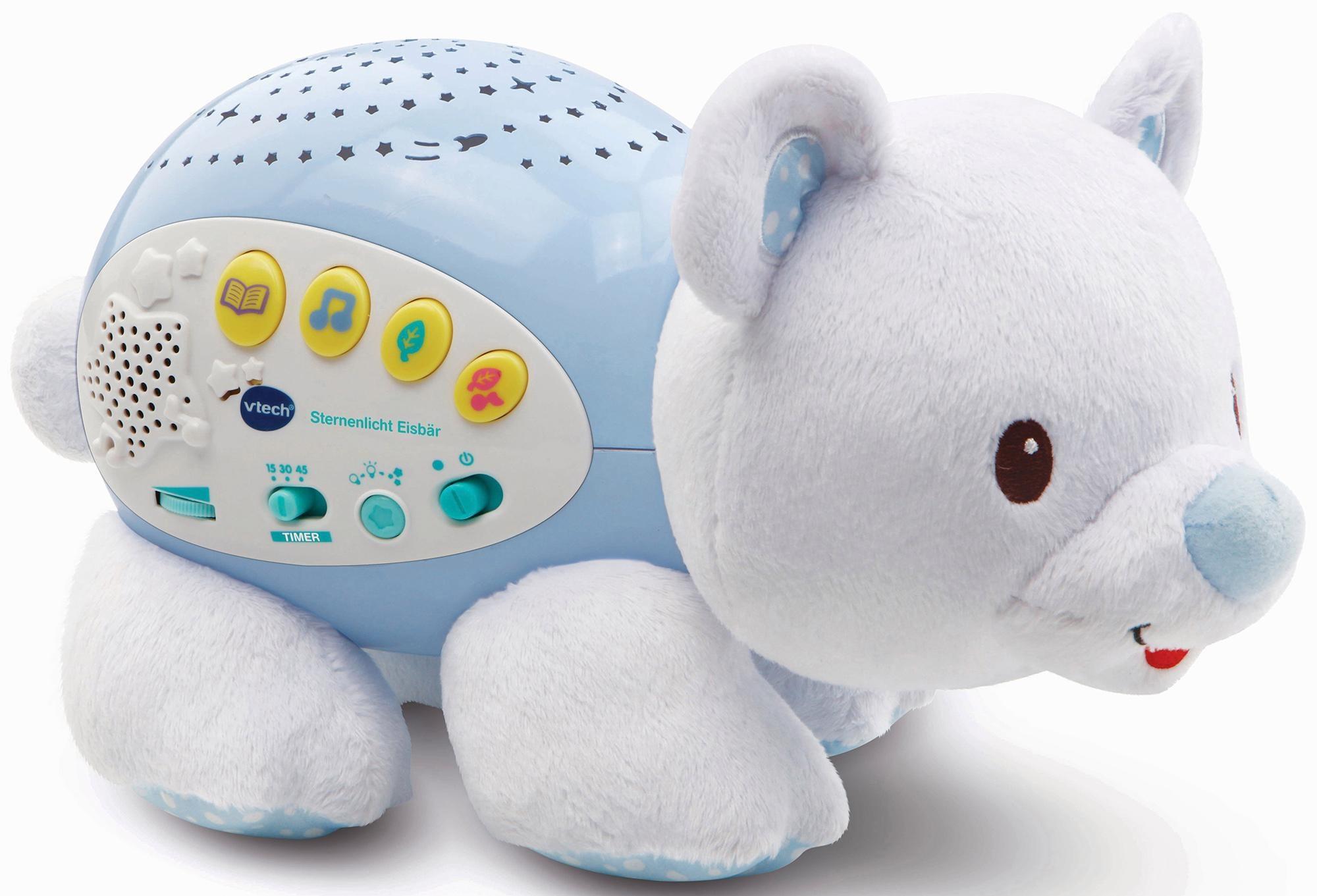 Vtech Nachtlicht Sternenlicht Eisbär Technik & Freizeit/Spielzeug/Altersempfehlung/Ab Geburt