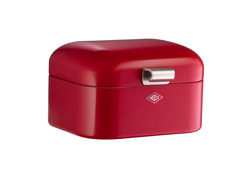 Wesco Aufbewahrungsbehälter MINI GRANDY rot Aufbewahrung Küchenhelfer Haushaltswaren