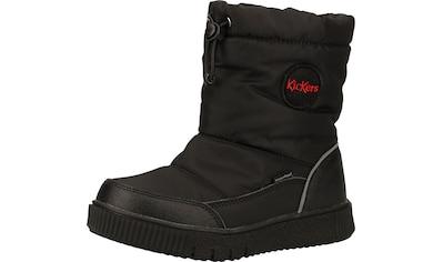 Kickers Snowboots »Lederimitat/Textil« kaufen