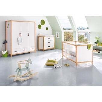 Pinolino Babyzimmer Set 3 Tlg Kinderzimmer Calimero Breit