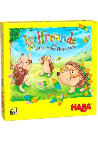 Haba Spiel »Igelfreunde«, Made in Germany kaufen