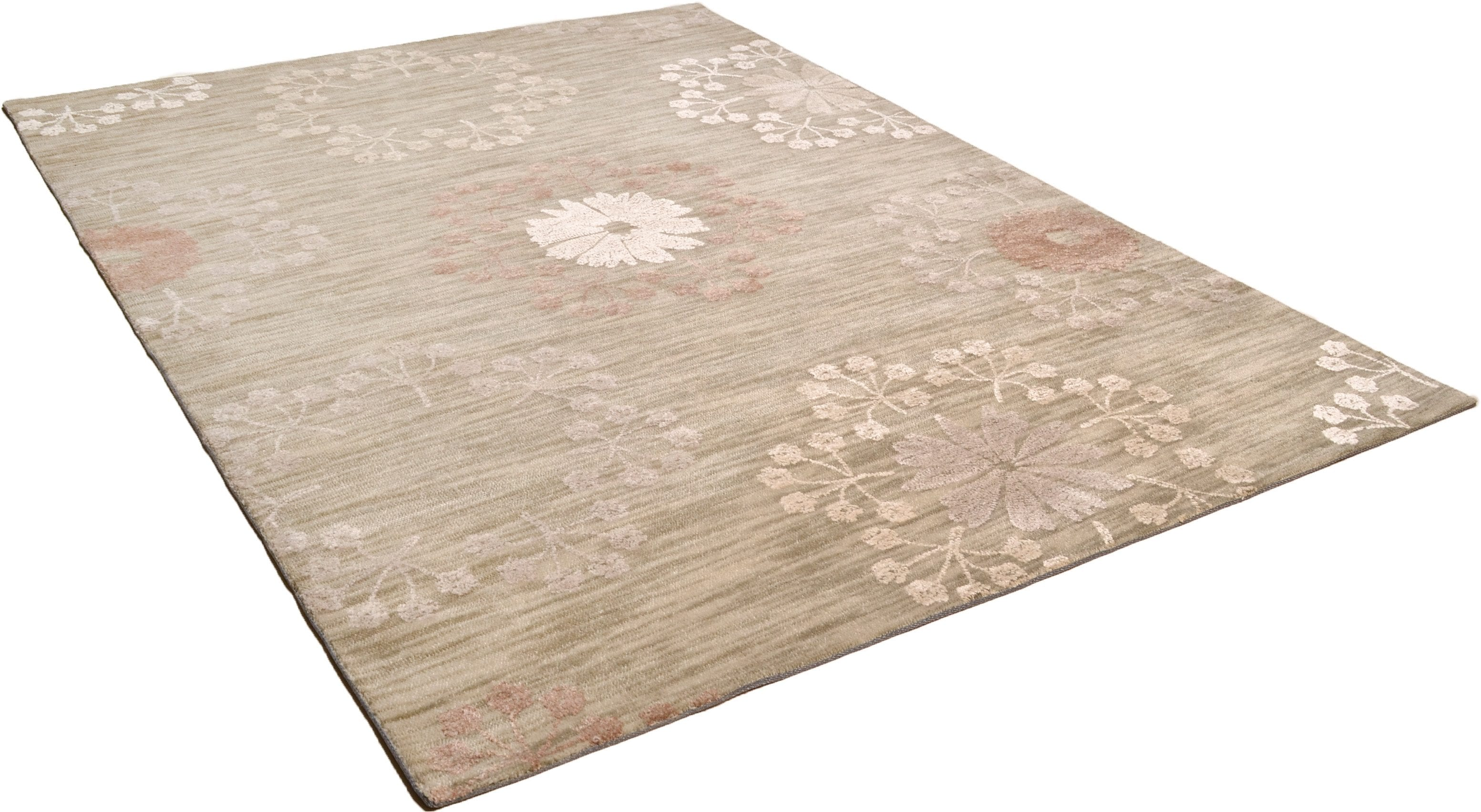 Teppich Chic 2 Arte Espina rechteckig Höhe 10 mm handgetuftet