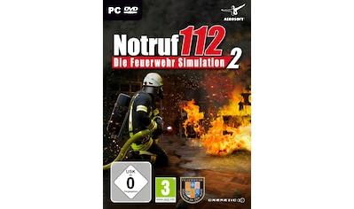 aerosoft Spiel »Die Feuerwehr Simulation 2«, PC kaufen