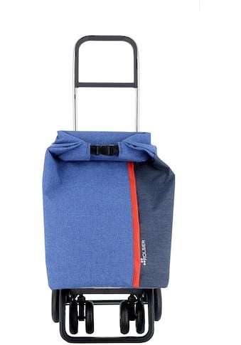 Rolser Einkaufstrolley »Logic Tour Roll Top Tweed«, in verschiedenen Farben, Max.... kaufen