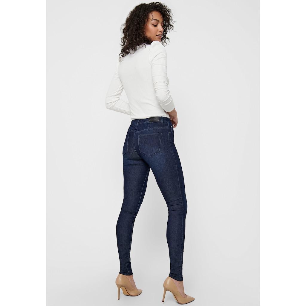 Only Skinny-fit-Jeans »ONLCARMEN IRIS«, mit Stretch