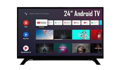 "Toshiba LED-Fernseher »24WA2063DA«, 60 cm/24 "", HD-ready, Google TV-Smart-TV-Android TV kaufen"