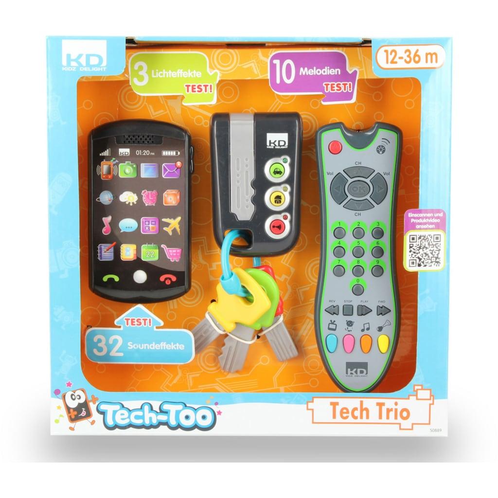 "Spieltelefon ""Tech Too Trio"""