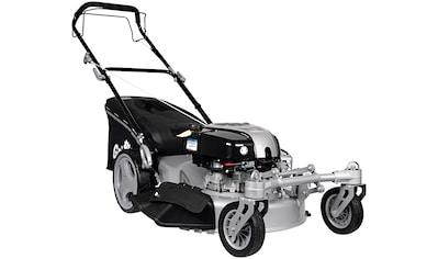 GRIZZLY Benzin - Rasenmäher »BRM 56 - 161 BSA Q - 360°«, 56 cm Schnittbreite, mit Radantrieb kaufen