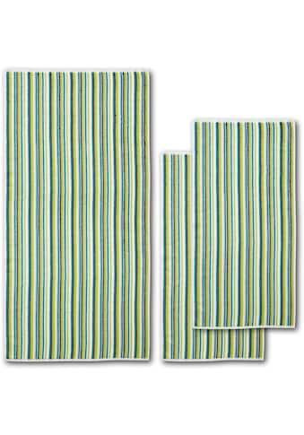 Dyckhoff Handtuch Set »Line«, mit modernen Linien kaufen