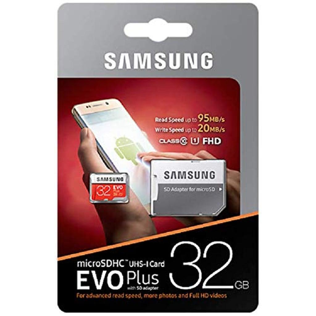 Samsung microSD EVO Plus + SD Adapter