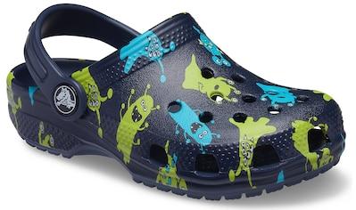 Crocs Clog »Classic Monster Print Clog T«, mit Monster-Print kaufen