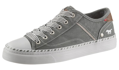 Mustang Shoes Sneaker, mit 3 cm Plateausohle kaufen