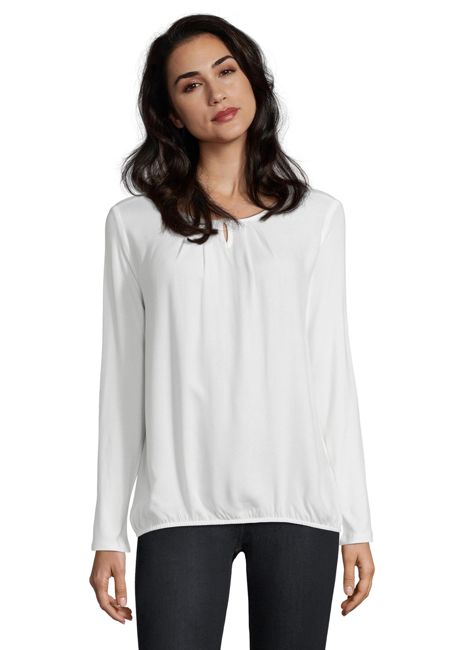Betty Barclay Blusenshirt mit Gummizug Damenmode/Bekleidung/Shirts & Sweatshirts/Blusenshirts