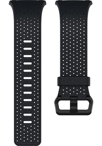 """fitbit Ersatz - /Wechselarmband »""""Lederband"""" passend für Ionic; Größe S« kaufen"""