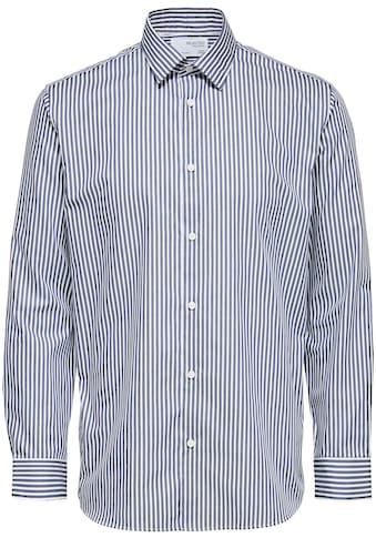 SELECTED HOMME Langarmhemd »SLIM ETHAN SHIRT« kaufen