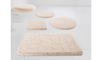 Kleine Wolke EXKLUSIV Badematte »Mellow«, Höhe 40 mm, rutschhemmend beschichtet kaufen