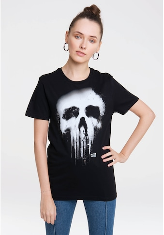 LOGOSHIRT T-Shirt »Marvel Comics«, mit lizenziertem Originaldesign kaufen
