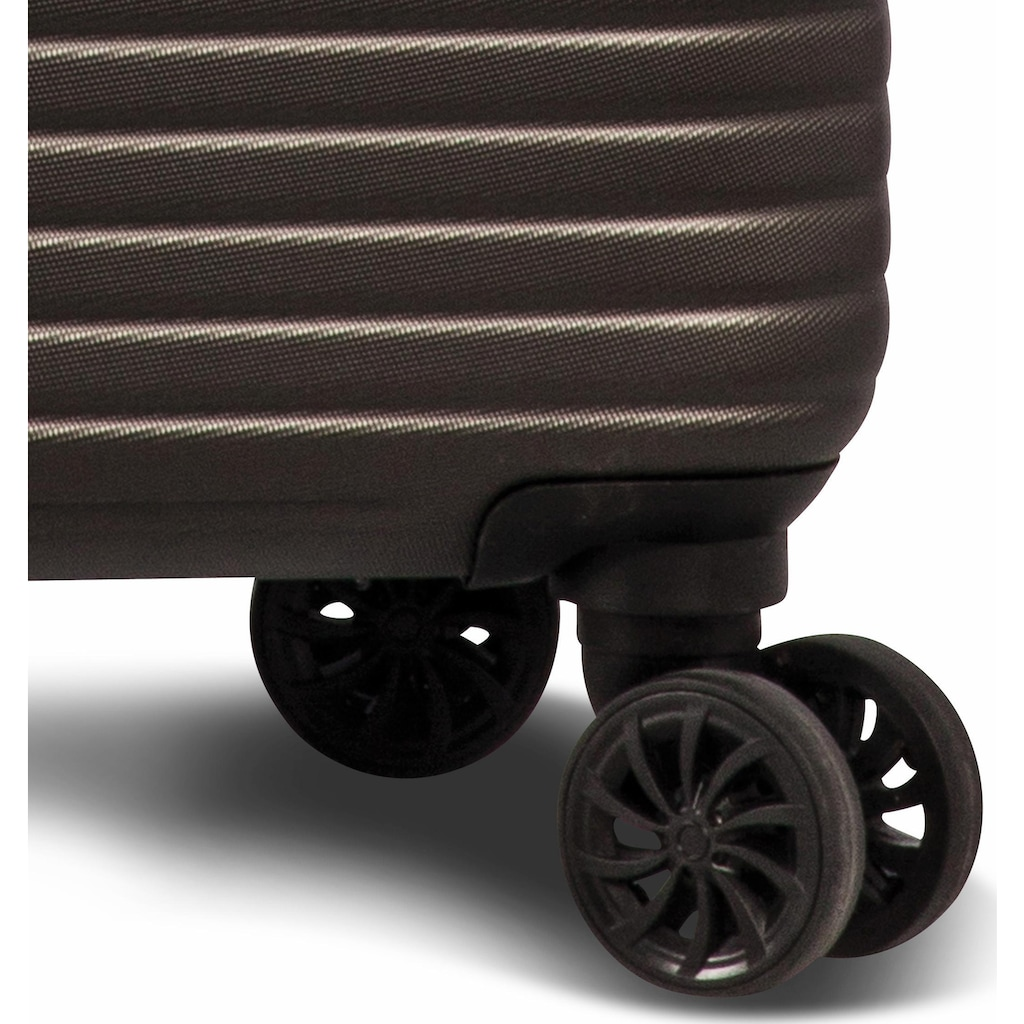 fabrizio® Trolleyset »Breeze«, (3 tlg.)