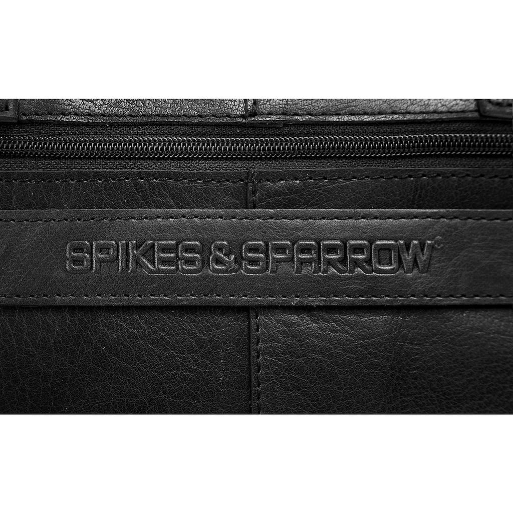 Spikes & Sparrow Aktentasche, gepolstert