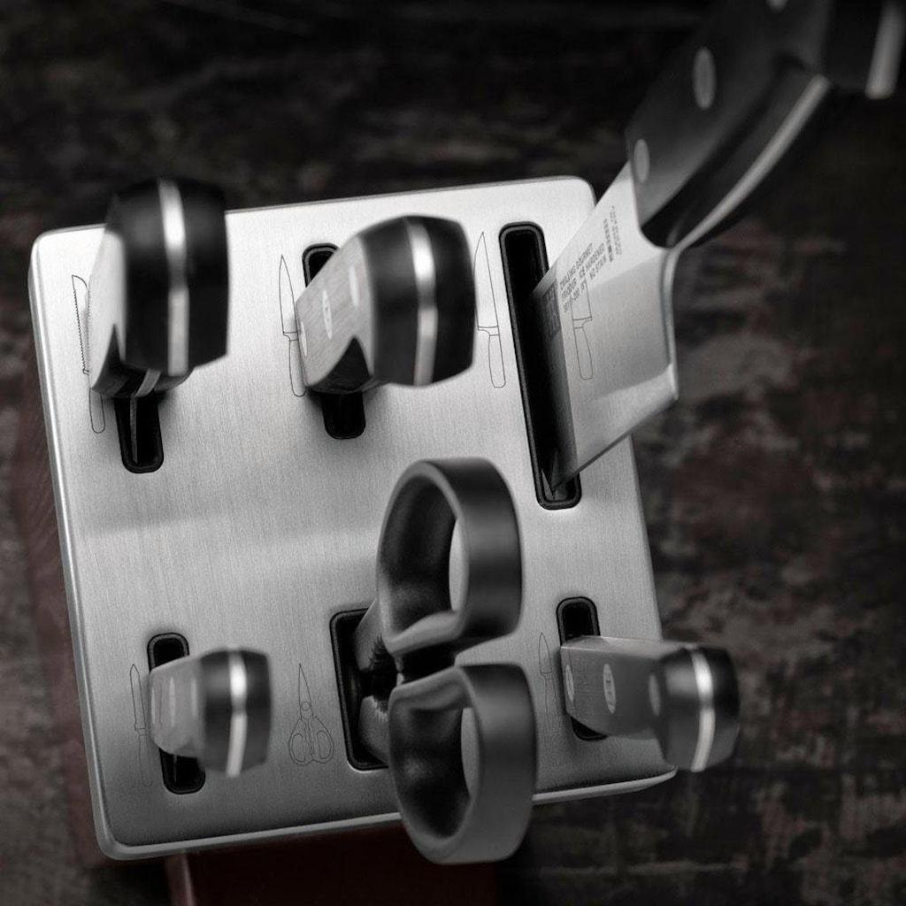 Zwilling Messerblock »Gourmet«, 7 tlg., selbstschärfend