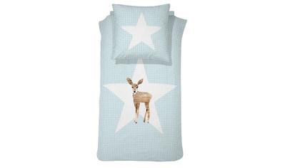 damai Kinderbettwäsche »Reh«, mit Tiermotiv kaufen