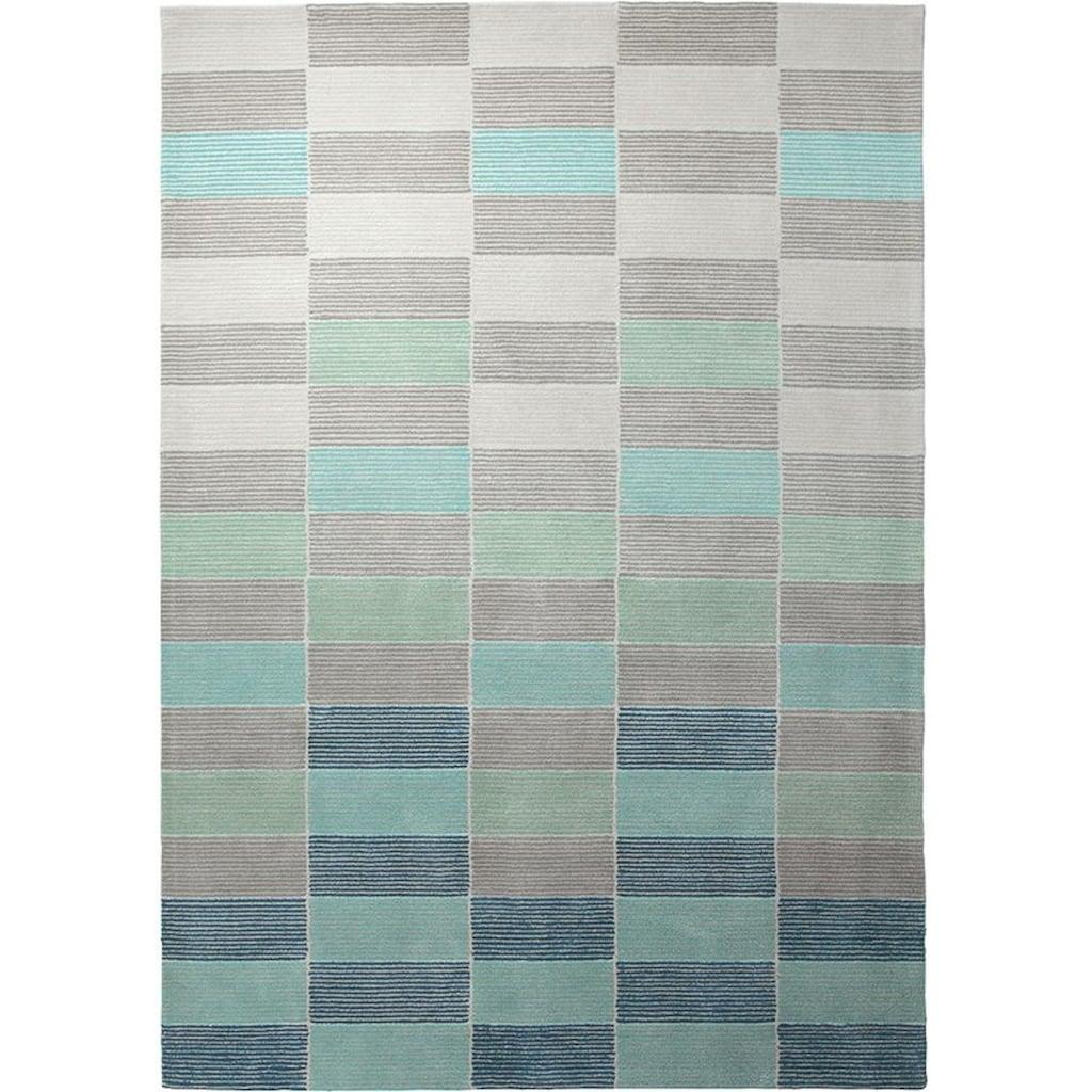 Esprit Teppich »Fida«, rechteckig, 10 mm Höhe, Wohnzimmer