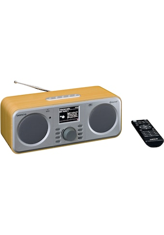 Lenco »DIR - 140« Radio (Internetradio,Digitalradio (DAB+),FM - Tuner, 6 Watt) kaufen