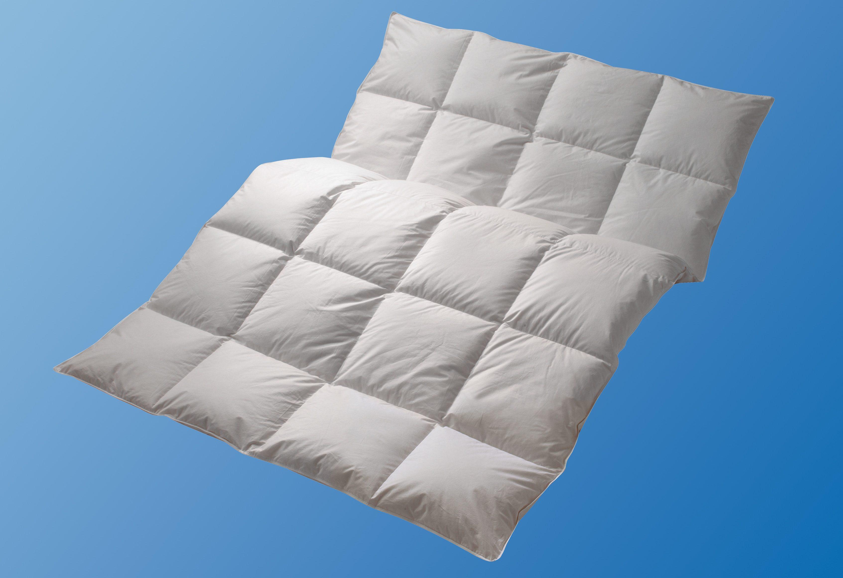 Daunenbettdecke Nordic Centa-Star extrawarm Füllung: 90% Daunen 10% Federn Bezug: 100% Baumwolle