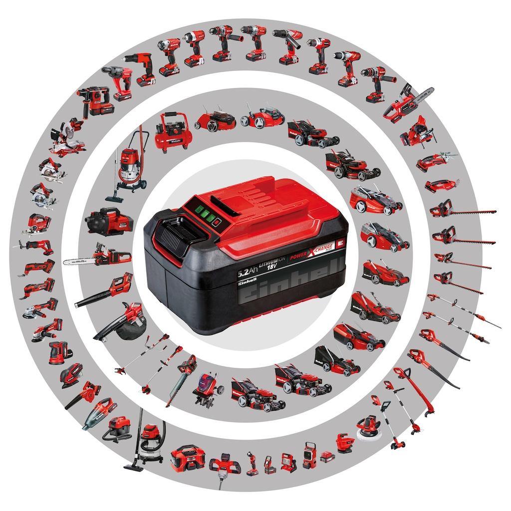 Einhell Akku-Ladestation, 3000 mA, Twincharger, 3 A, Parallelladung von 2 x 18 V, 6-Stufen-Ladesystem