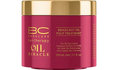 Schwarzkopf Professional Haarkur »BC Bonacure Oil Miracle Brazilnut Oil Pulp... kaufen