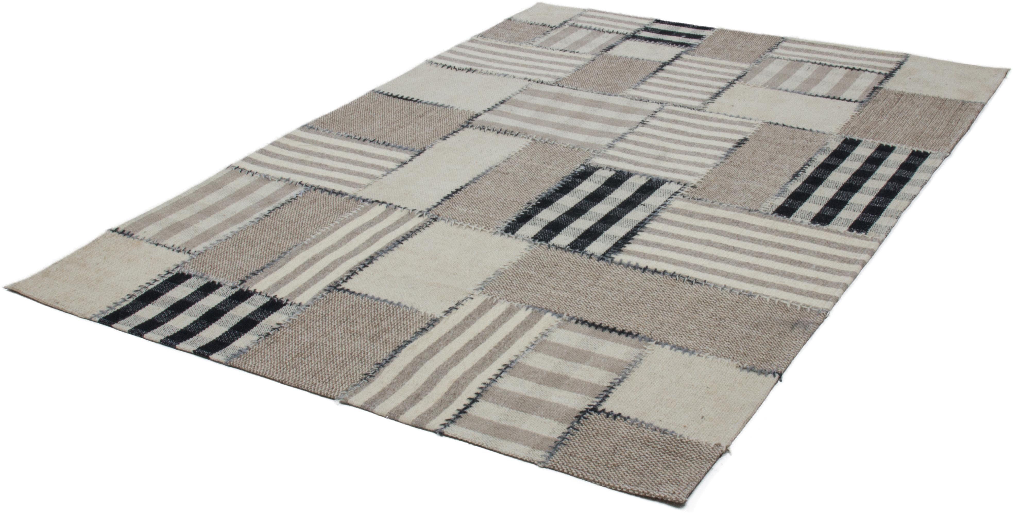 Teppich Liana 213 Kayoom rechteckig Höhe 6 mm handgewebt