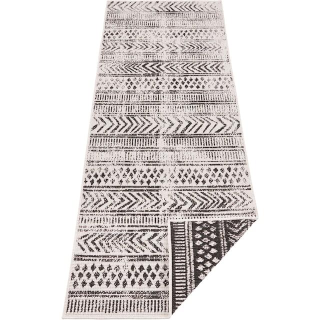 Läufer, »BIRI«, bougari, rechteckig, Höhe 5 mm, maschinell gewebt