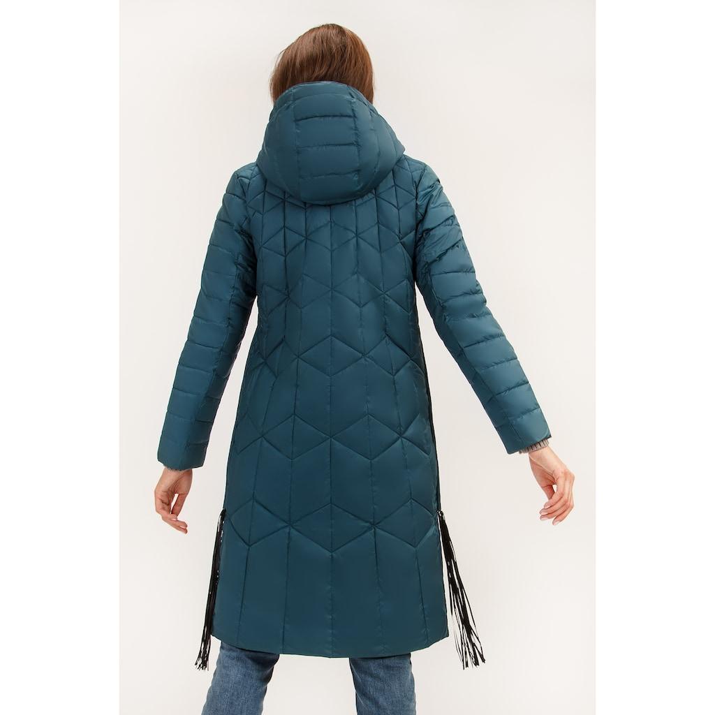 Finn Flare Steppmantel, im modischen Design