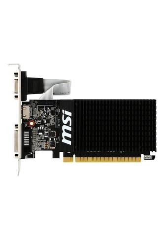 MSI GT 710 2GD3H LP »Grafikkarte« kaufen
