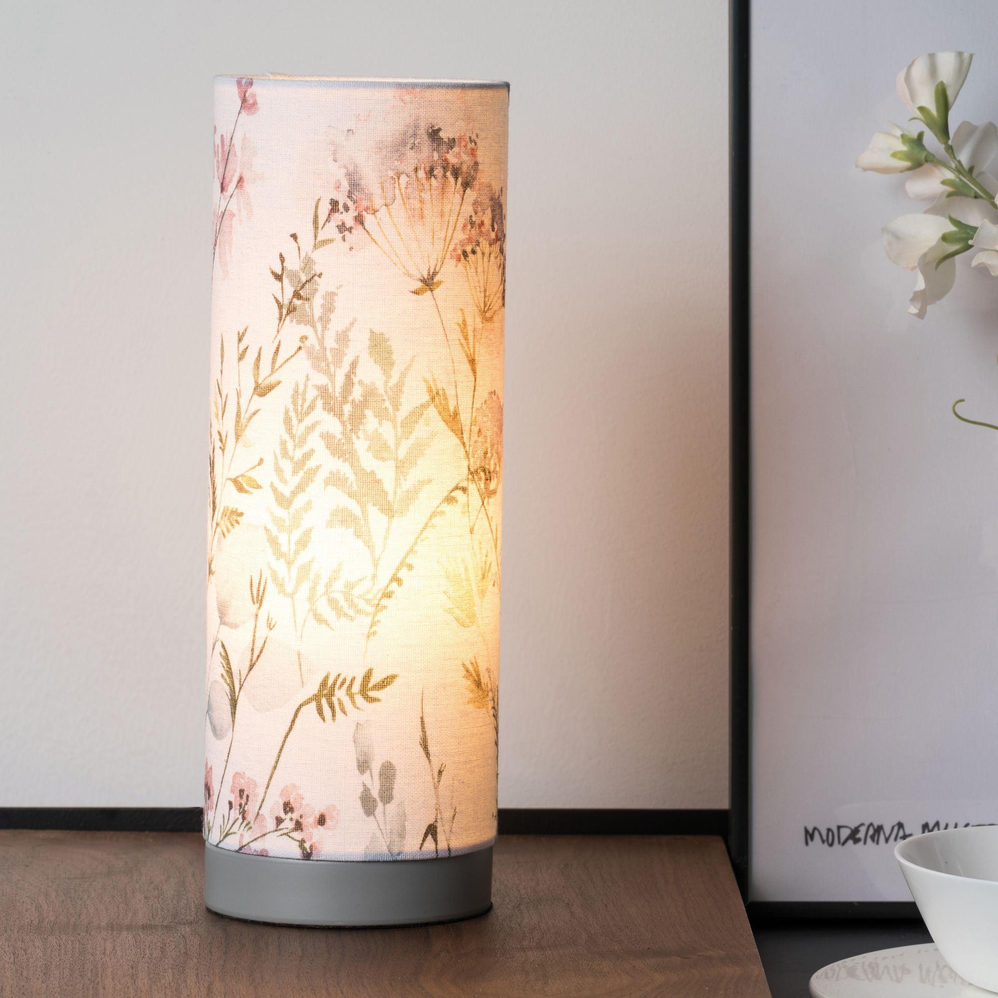 Pauleen,LED Tischleuchte Flowery Romance