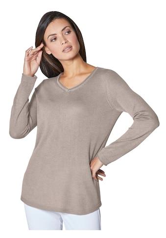 CREATION L PREMIUM Strickpullover »Seiden-Kaschmir-Pullover« kaufen