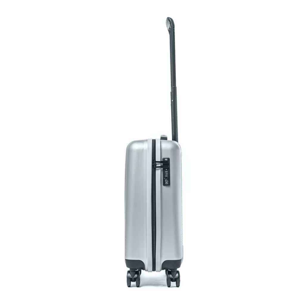 EPIC Hartschalen-Trolley »Pop Neo, 55 cm«, 4 Rollen, mit 4 Doppelrollen