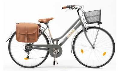 VENICE  -  I love Italy Cityrad »Citybike 605 Lady«, 6 Gang Kettenschaltung kaufen