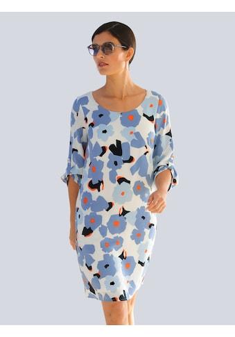 Alba Moda Druckkleid, im floralem Dessin kaufen