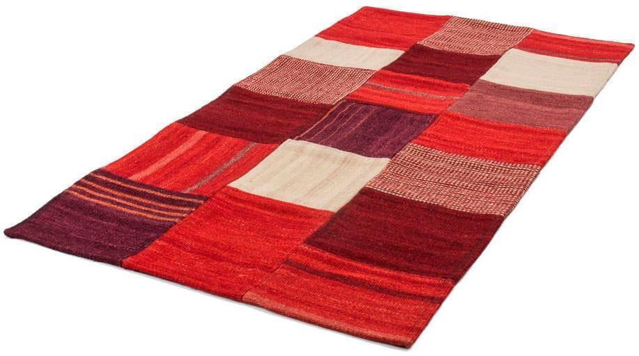 Teppich Radical 230 Kayoom rechteckig Höhe 12 mm handgewebt