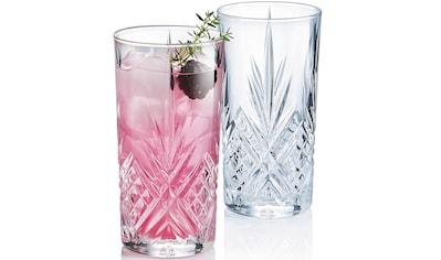 Luminarc Longdrinkglas »Eugene«, (6 tlg.), edler Schliff kaufen