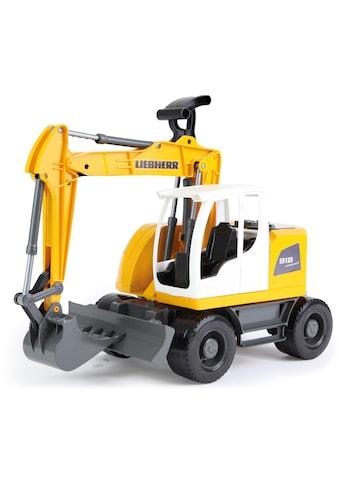 "Lena® Spielzeug - Bagger ""Worxx, Liebherr Compact A918 Litronic"" kaufen"