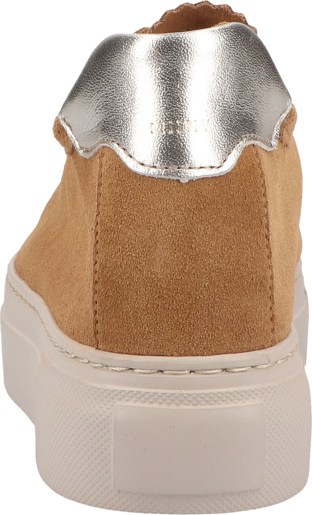 mahony -  Sneaker Leder