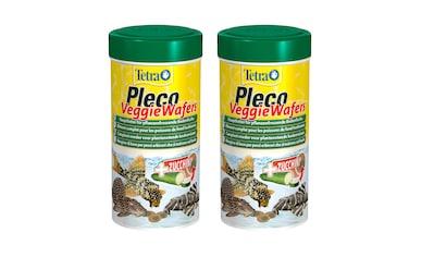 Tetra Fischfutter »Pleco Veggie Wafers«, 2x250 ml kaufen
