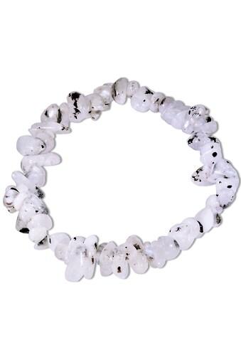 Adelia´s Armband »Regenbogenmondstein Armband bunt«, Regenbogenmondstein bunt 19 cm kaufen