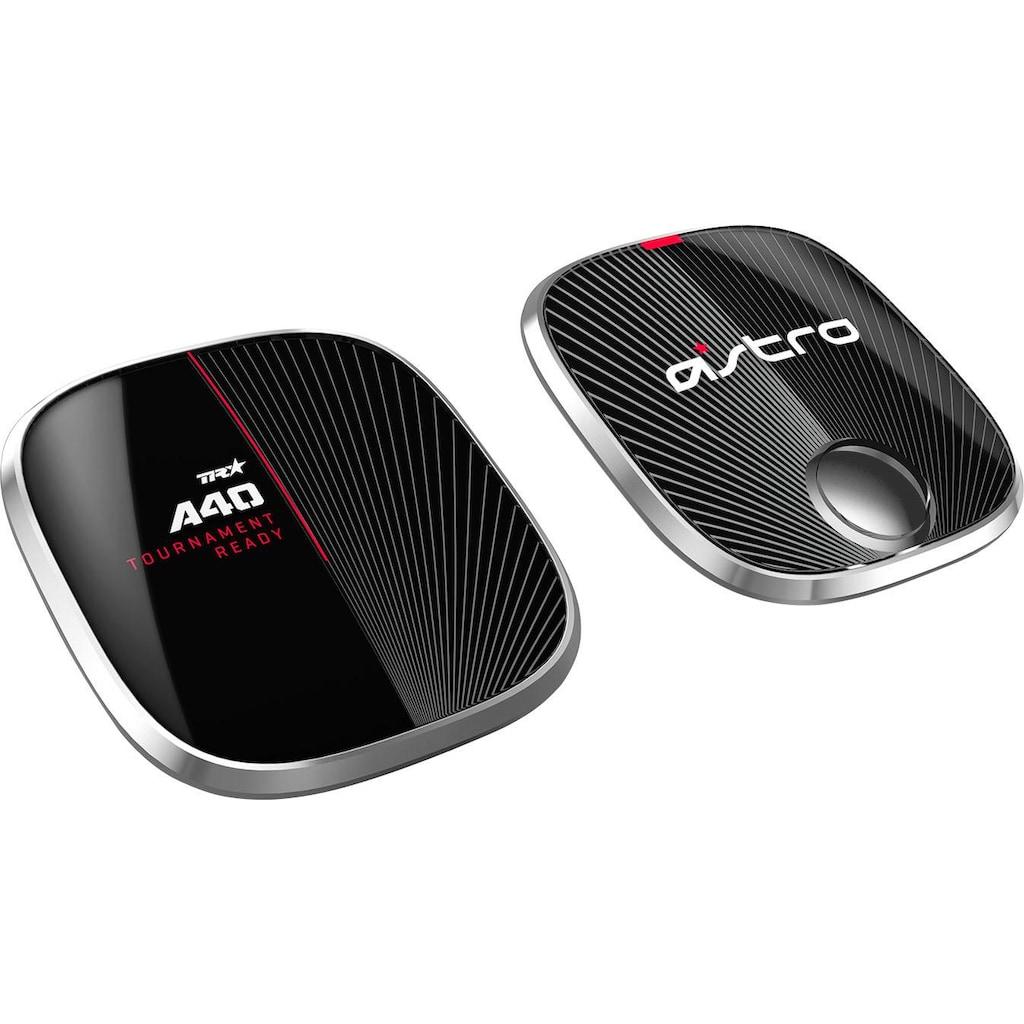 ASTRO Gaming-Headset »A40 TR Headset + MixAmp Pro TR -NEU- (XBox One, PC, MAC)«, Rauschunterdrückung