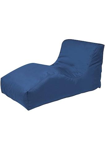 OUTBAG Sitzsack »Wave Plus«, für den Außenbereich, BxT: 70x125 cm kaufen