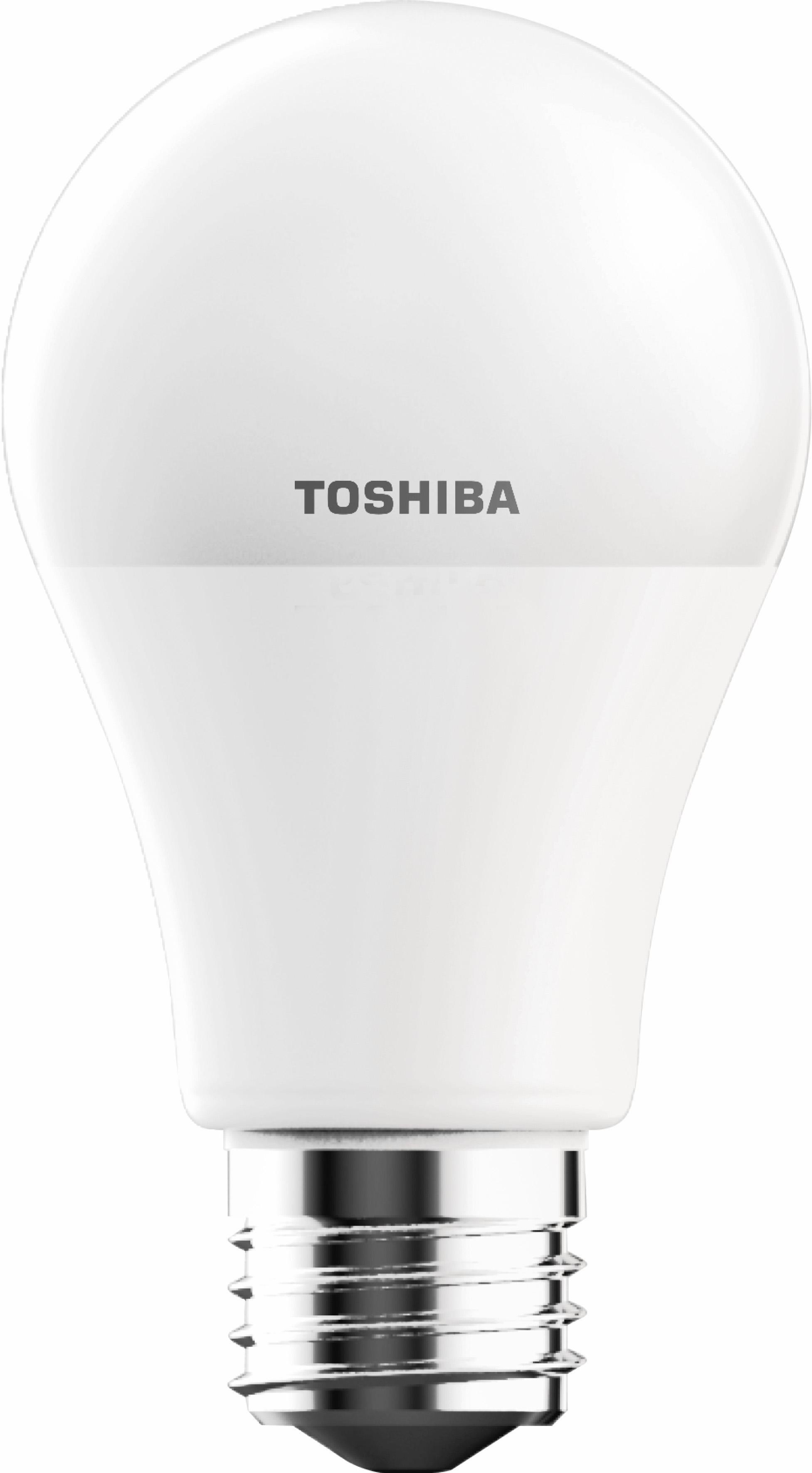Toshiba »Birnenform« LED-Leuchtmittel, E27, War...