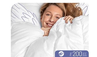 Schlafstil Baumwollbettdecke »F200«, extraleicht, (1 St.), hergestellt in Deutschland, allergikerfreundlich kaufen